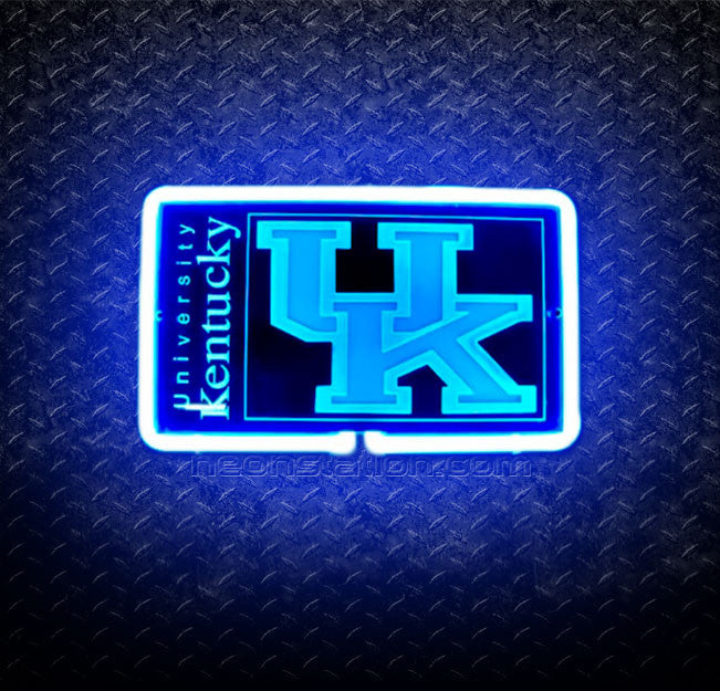 University of Kentucky 3D Neon Sign