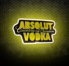 Absolut Vodka Country of Sweden