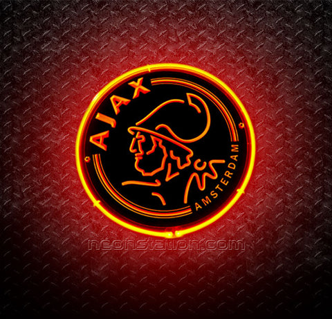AFC Ajax Amsterdam 3D Neon Sign