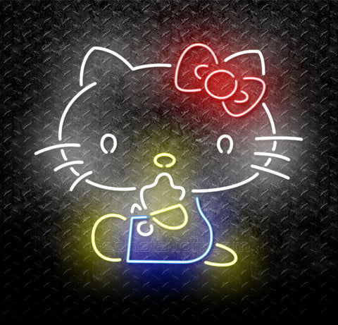 Hello Kitty Neon Sign