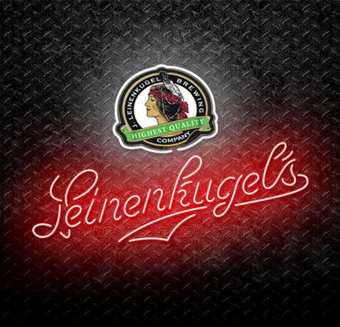 Jacob Leinenkugel Brewing Company Neon Sign