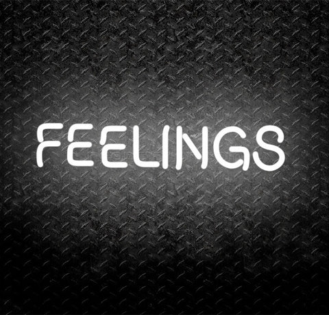 Feelings Neon Sign