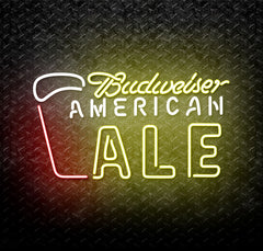 Budweiser American Ale Neon Sign