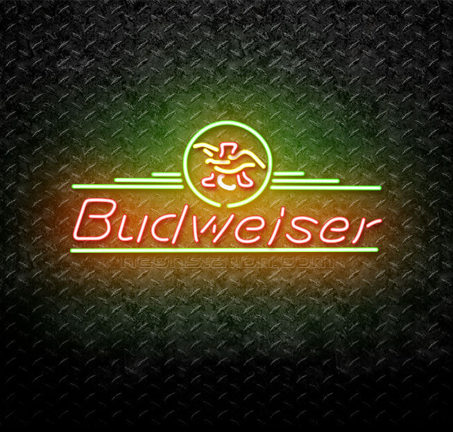 Budweiser Classic Marquee Neon Sign