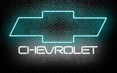 Chevrolet Chevy Logo Neon Sign