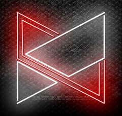 MKBHD Marques Brownlee Neon Sign