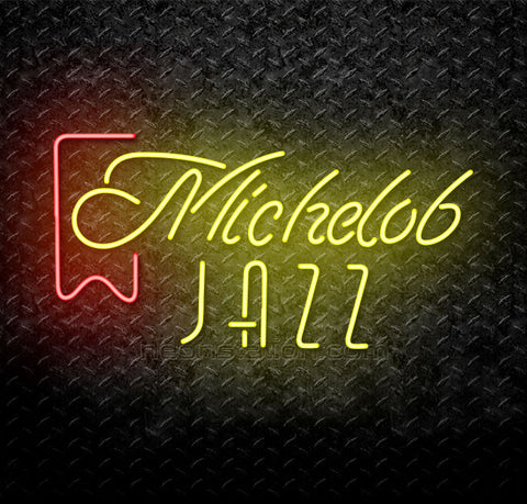 Michelob Jazz Neon Sign