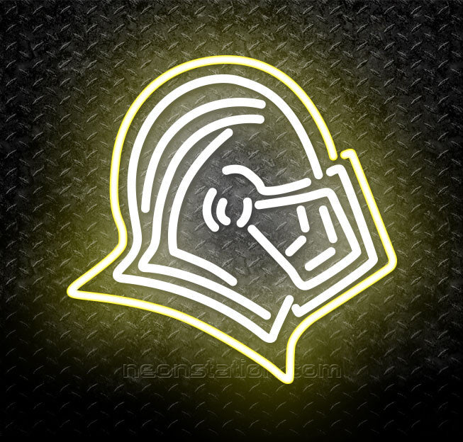 NCAA Army Black Knights Logo Neon Sign