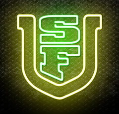 NCAA San Francisco Dons Logo Neon Sign