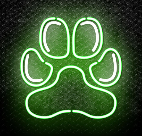 NCAA Siena Saints Logo Neon Sign