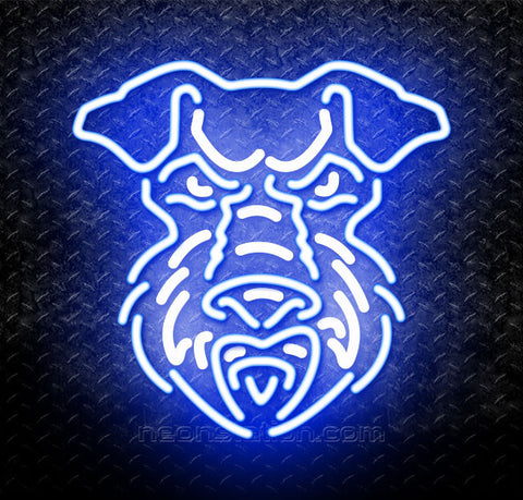 NCAA St Francis Terriers Logo Neon Sign