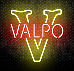 NCAA Valparaiso Crusaders Logo Neon Sign