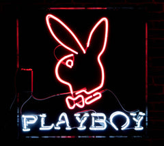 Playboy Bunny Neon Sign