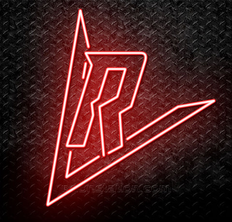 RedsRuby Redz Logo Neon Sign