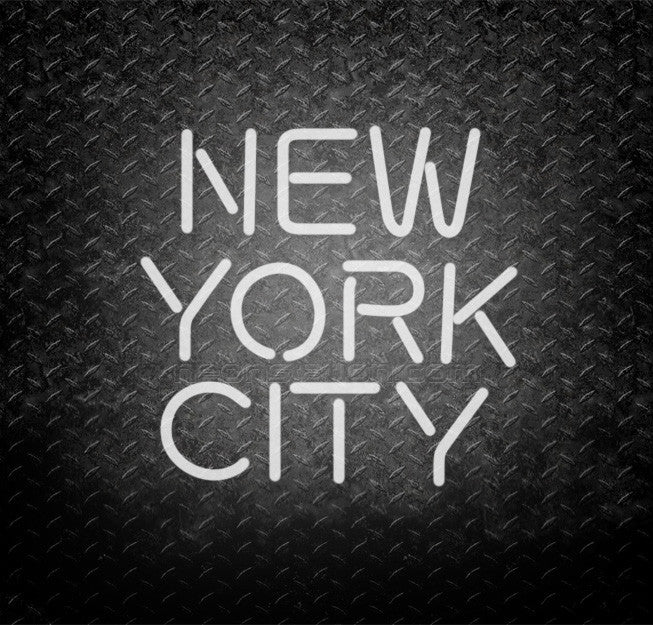 New York City NYC Neon Sign