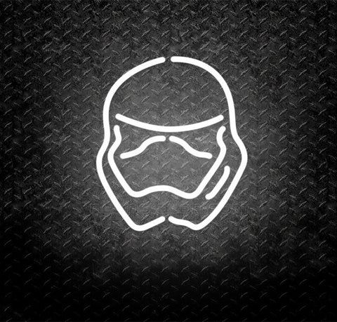 Star Wars Soldiers Neon Sign
