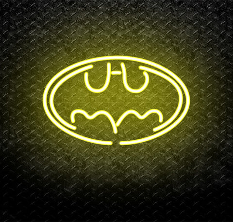 Batman The Dark Knight Neon Sign