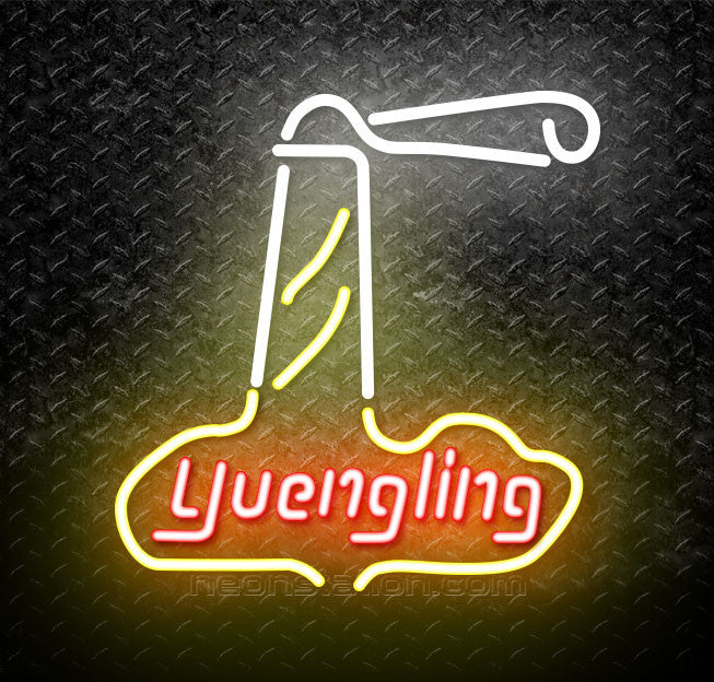 Yuengling Lighthouse Neon Sign