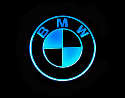BMW LED Sign