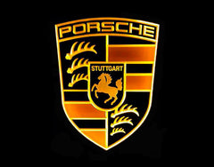 Porsche Stuttgart LED Sign