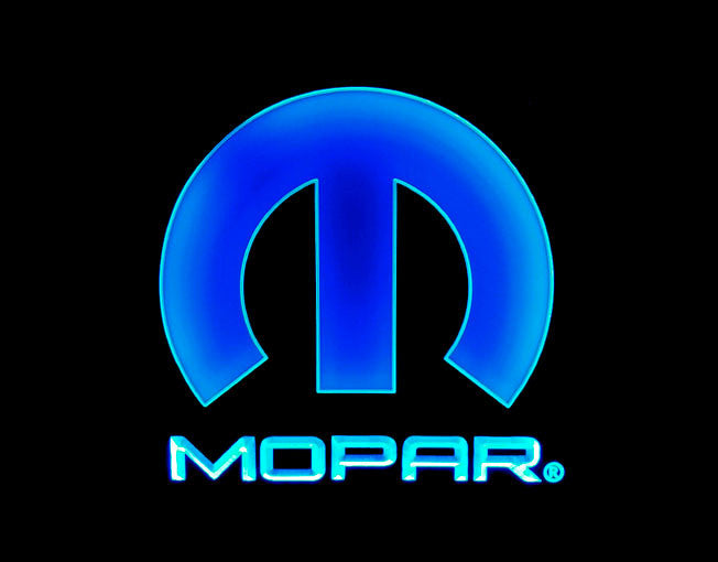 Mopar LED Sign