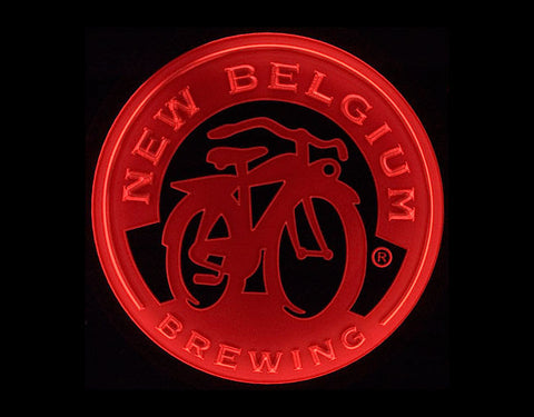 New Belgium Brewing Company LED Sign
