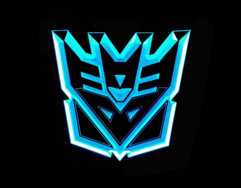 Transformers Decepticons LED Sign
