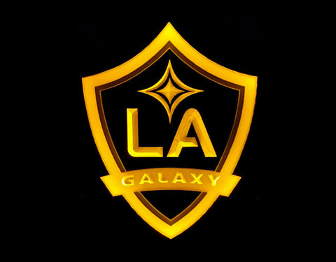 MLS Los Angeles LA Galaxy LED Sign