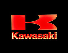Kawasaki LED Sign