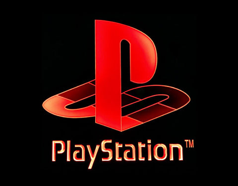 PlayStation PS LED Sign
