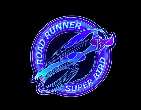 Road Runner Super Bird LED Sign
