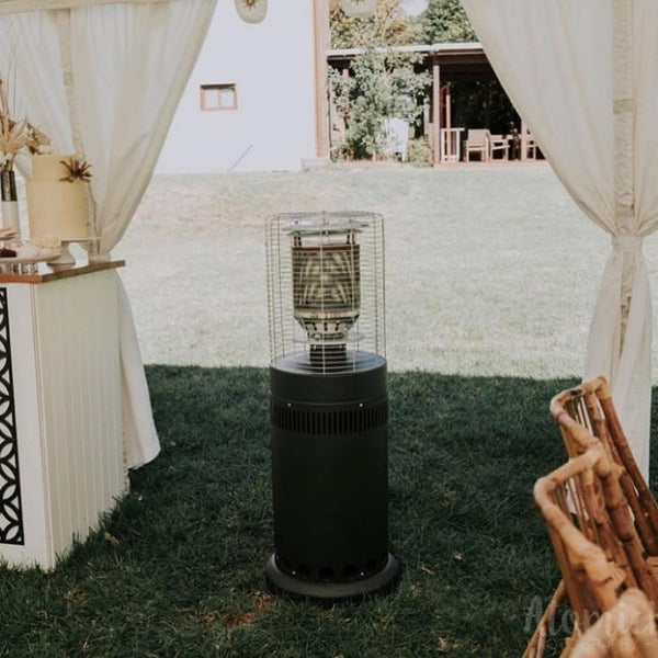 gas heater for hire