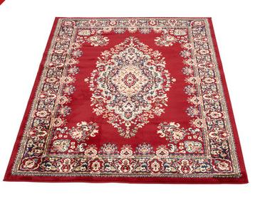 egyptian arabian rug in red colours for hire from exotic soirees on the gold coast