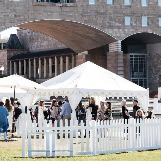 white garden marquee in a  field to hire gold coast and brisbane