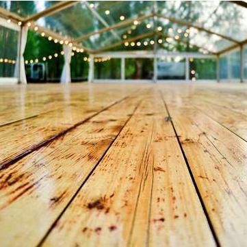 wooden flooring to hire as dance floor from exotic soirees brisbane and gold coast tent hire