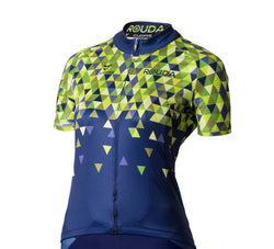equila green - women cycling jersey