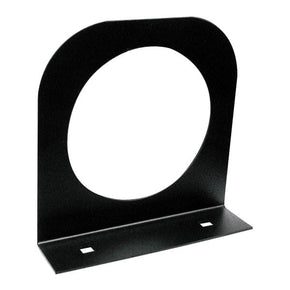 "7085 - Bracket for 4"" Lamp, Stainless Steel Black Mounting"