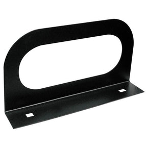 7086 - Bracket for Lamp, Steel Black for Mounting