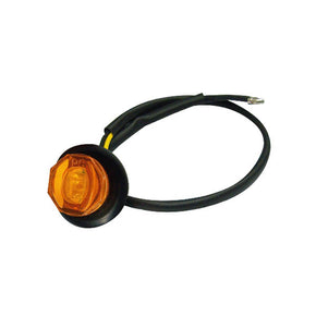 "8063 - 3/4"" 1 LED Sealed Light, with Grommet (12/24 V)"