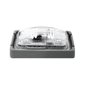 9354D - 4 LED Lights Expansive Flashing System & Clear Lens (12V)