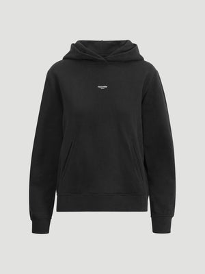 Load image into Gallery viewer, HOLZWEILER W. OSLO HOODIE BLACK