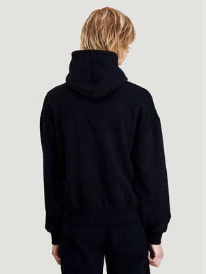 Load image into Gallery viewer, HOLZWEILER OSLO HOODIE SORT HERRE