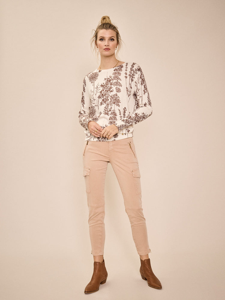 Load image into Gallery viewer, MOS MOSH GILLES CARGO ANKLE PANT SANDBEIGE