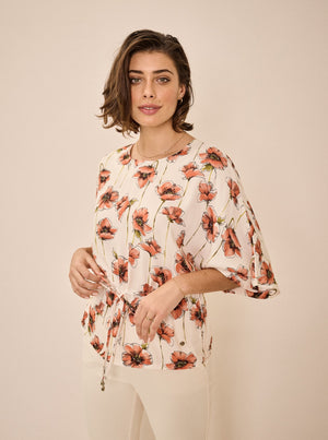 Load image into Gallery viewer, MOS MOSH RIKAS COSTA BLOUSE BLOMSTER
