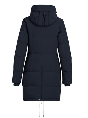 PARAJUMPERS LIGHT LONGBEAR UTEN PELS, NAVY