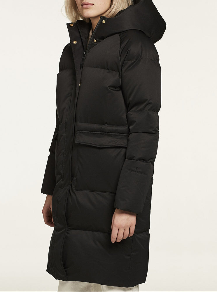 FLEISCHER COUTURE POLLUX DOWN COAT SORT