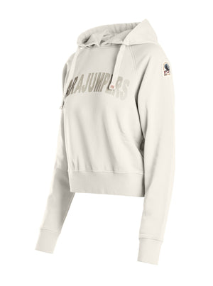 PARAJUMPERS HOODY MOONBEAM