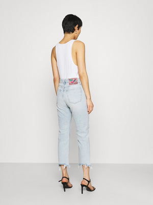 REPLAY MAIJKE PANTS DENIM