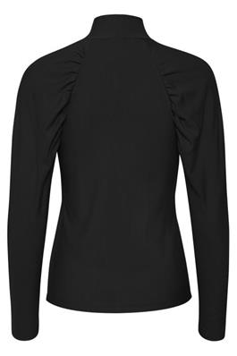 GESTUZ RIFA TURTLENECK BLACK