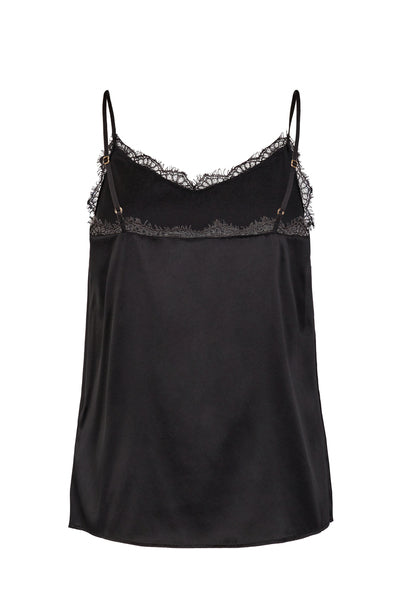 MOS MOSH DITTE LACE SINGLET SORT